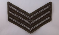 Sgt General Service Rank Chevron