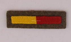 WW2 RAC Arm of Service Strip