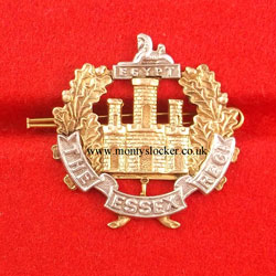 Essex Regiment Cap Badge