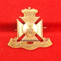 Wiltshire Regiment Cap Badge
