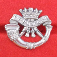 DCLI Cap Badge