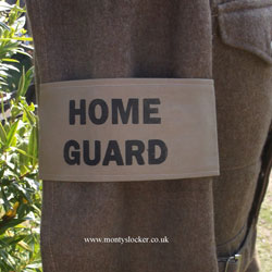 WW2 Home Guard Armband