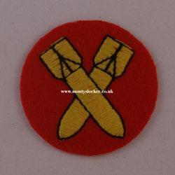 WW2 Home Guard Bomb Disposal Trade Badge