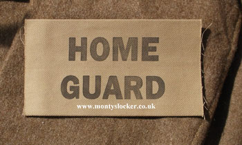 Home Guard Patch