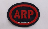 WW2 ARP Breast Badge