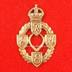 Royal Electrial & Mechanical Engineers (REME) Cap Badge