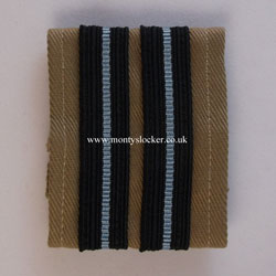 WW2 Flight Lt. RAF Rank Slide