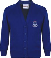 Bursledon School Cardigan with Badge