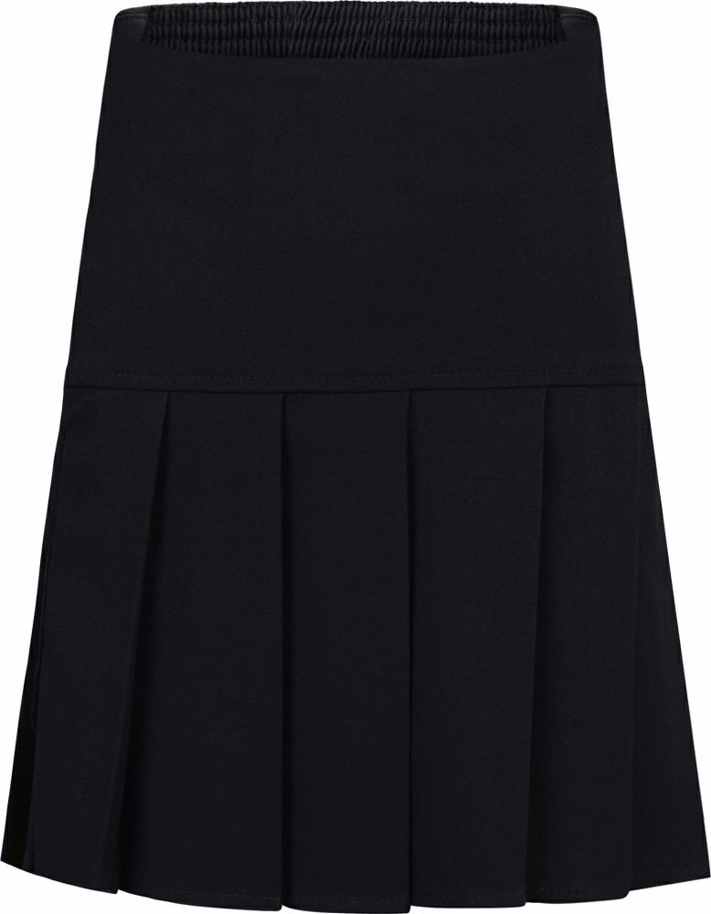 Skirt - Fan Pleat Style