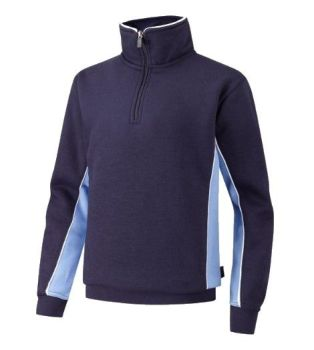 Oasis Academy Sholing P.E. Sweat Top with Badge (Optional)