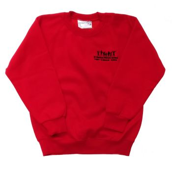 St Monica Primary School Sweatshirt