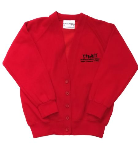 St Monica Primary School Cardigan