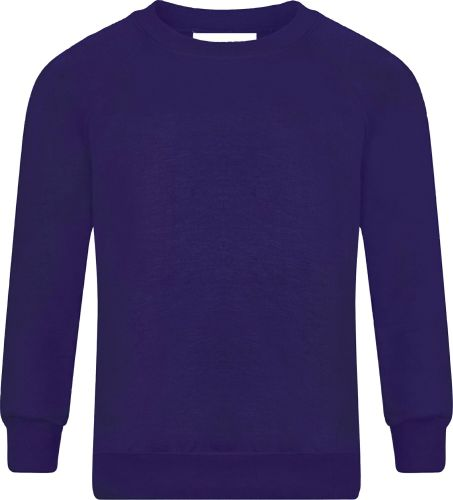 Netley Abbey Infants  Purple Sweatshirt