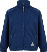 Bursledon School Fleece Jacket with Badge