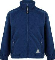 Bursledon School Fleece Jacket with Badge