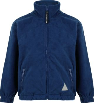 Weston Park Primary School - Fleece Jacket with Badge