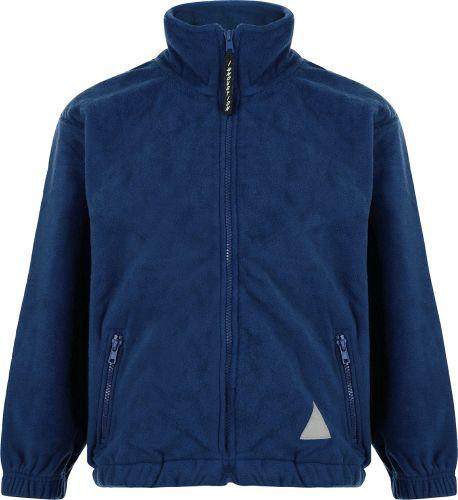 Weston Park Primary School - Fleece Jacket with Badge