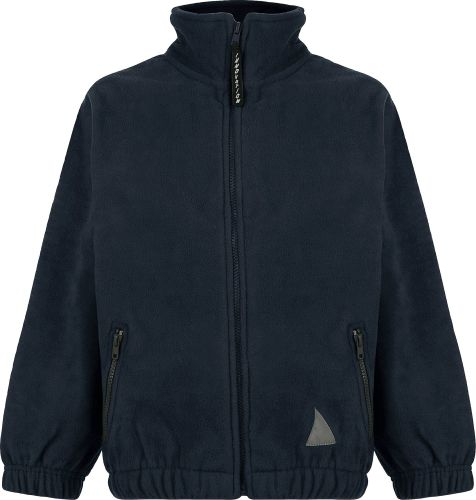 Weston Shore Infant School - Fleece Jacket with Badge