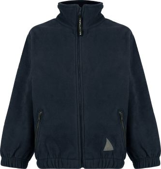 Netley Abbey Juniors Fleece Jacket with badge