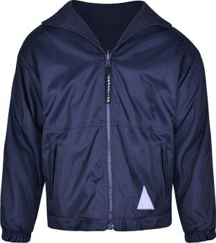 Netley Abbey Juniors Reversible School Coat
