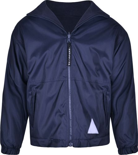 Netley Abbey Juniors Reversible School Coat