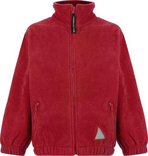 St Monica School Fleece Jacket