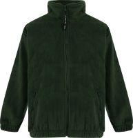 St Patricks Fleece Jacket with Badge