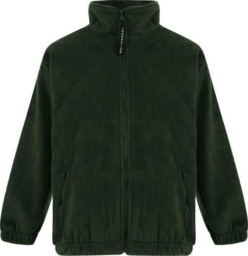 St Patricks Fleece Jacket