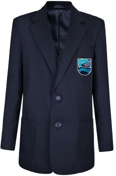 Oasis Academy Sholing School Blazer with Badge