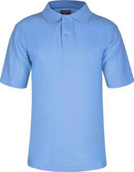 Ludlow Junior School Polo Shirt with Badge
