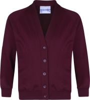 Ludlow Junior School Cardigan with Badge
