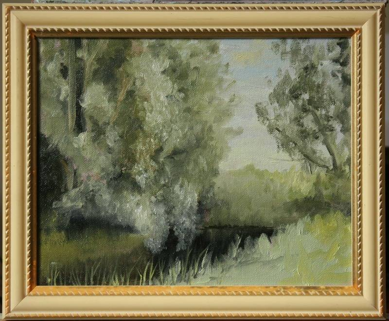 willow tree fen 10x8