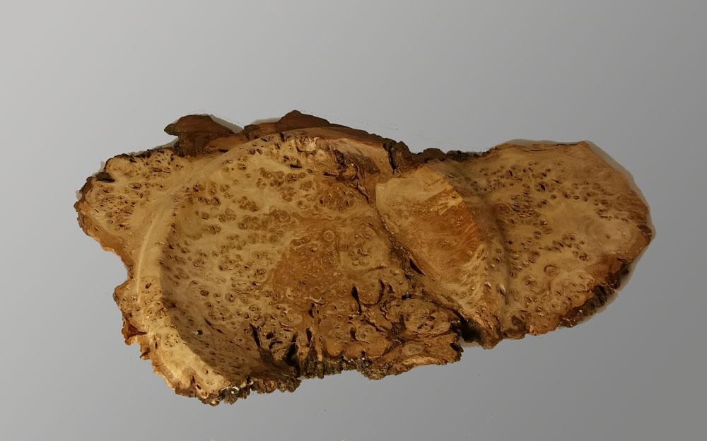 Oak bowl  platter