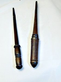 Vintage French Style Drop Spindle