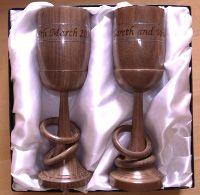 wedding goblets
