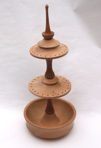 double earring stand 4