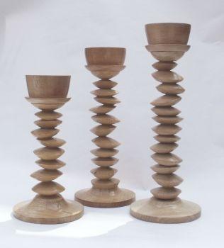 tipsy candlesticks