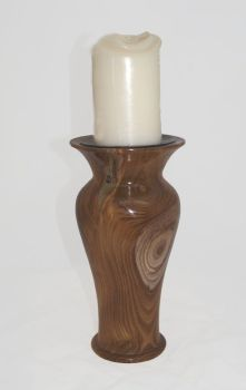 laburnum candle pillar 4