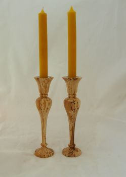 spalted candlesticks (1)