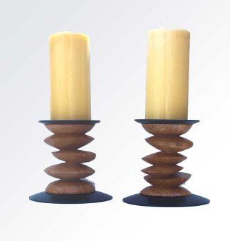 elm tipsy candlesticks 5