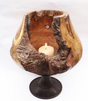 laburnum candle pillar 5