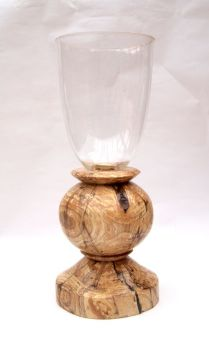 spalted oil lamp (5)
