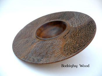 textured walnut rocking bowl (10)