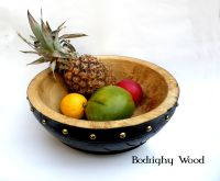 Gothic Oak Burr Bowl (3)
