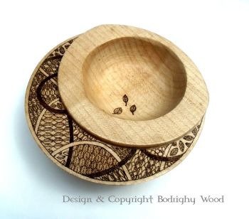 Zentangle Bowl SOLD