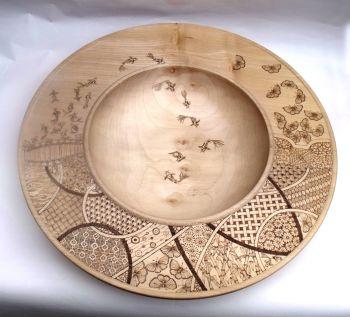 Escape zentangle bowl (5)