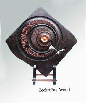 Textured plaque (5)