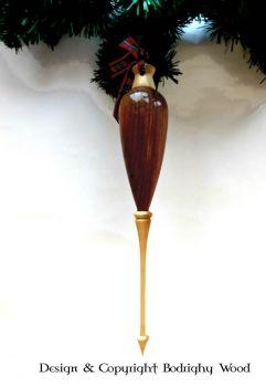 Walnut Pendant