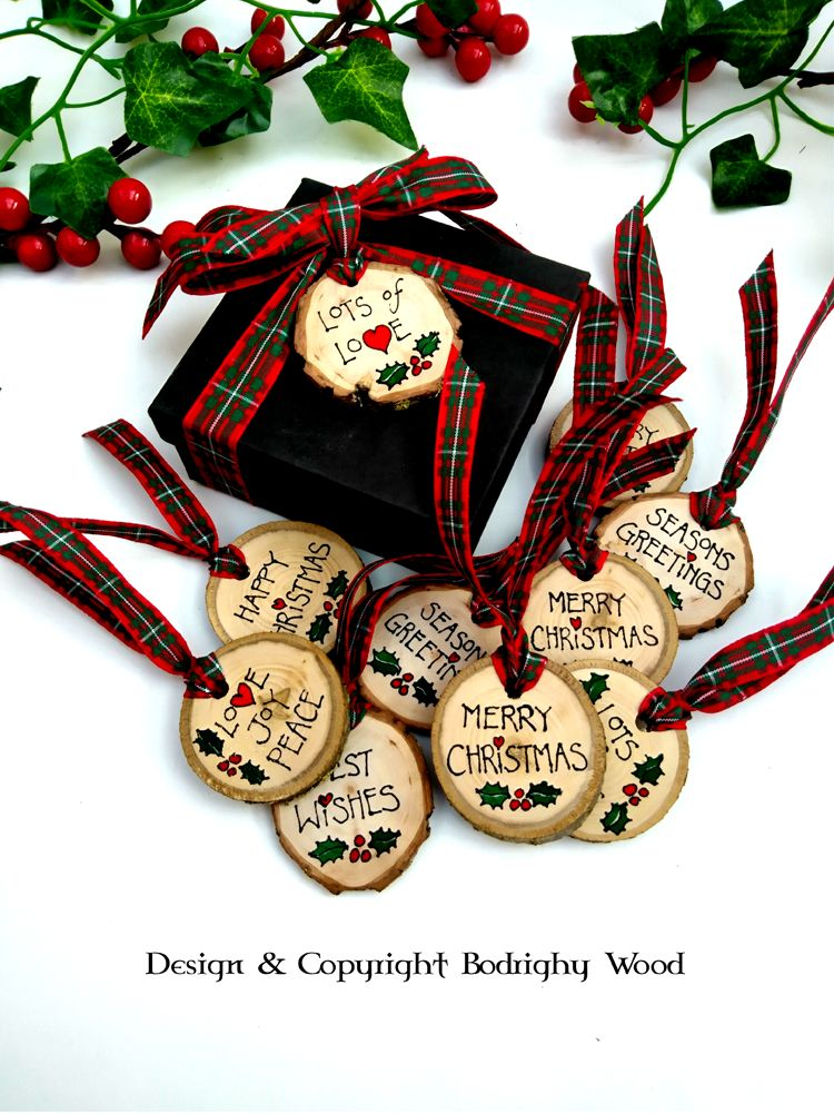 Pack of 5 Gift Tags