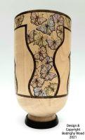 kimono vase